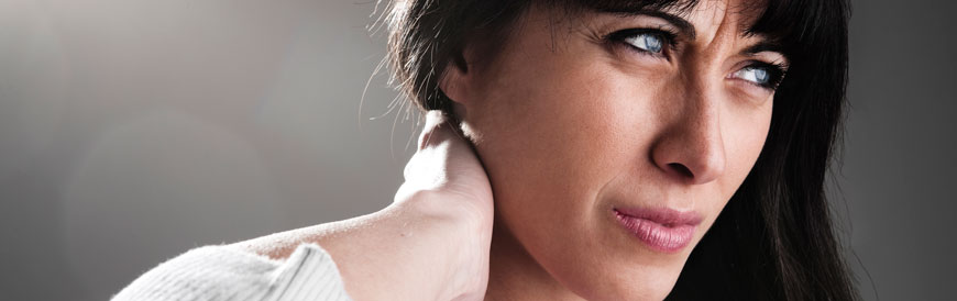 Upper Back and Neck Pain Treatment in Monterey